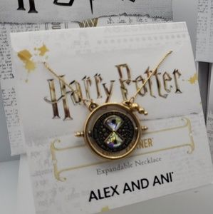 NEW Alex and Ani Harry Potter Necklace